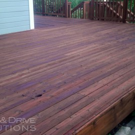 Penofin Sierra Sealer on this older deck
