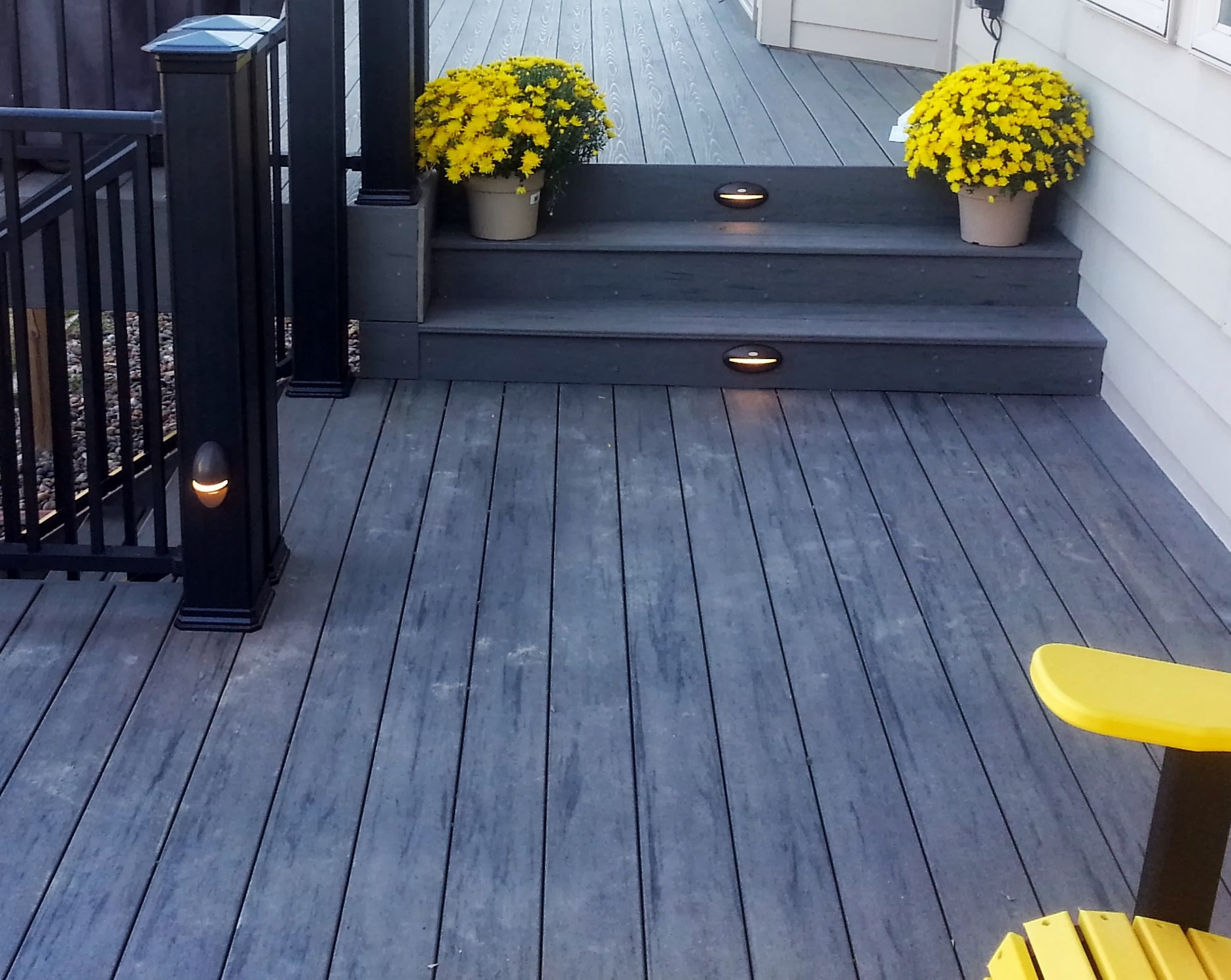 Timbertech Terrain PVC Capped Composite Decking