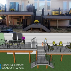 Deck Resurface and Addition