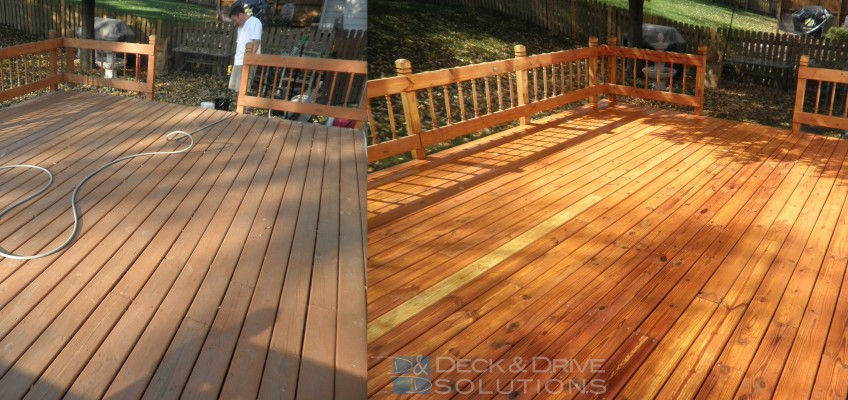 Yearly Deck Maintenance Tips