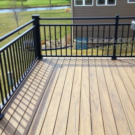 1st New Style Timbertech Legacy PVC Capped Decking in Des Moines Area from Gilcrest Jewett