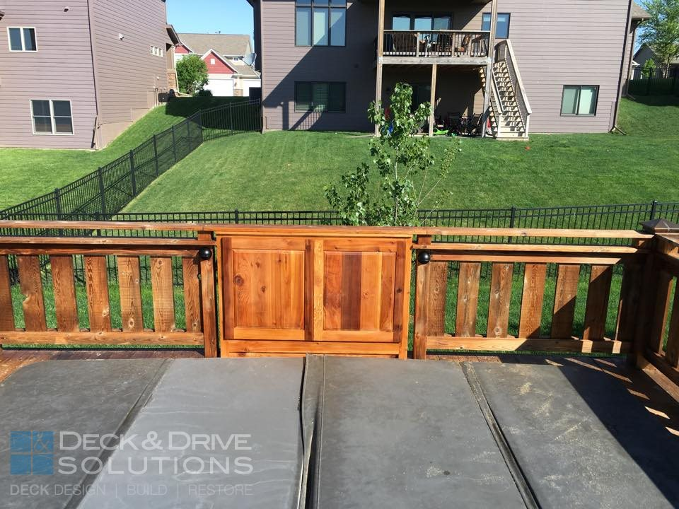 Our Work Des Moines Deck Builder Deck And Drive Solutions