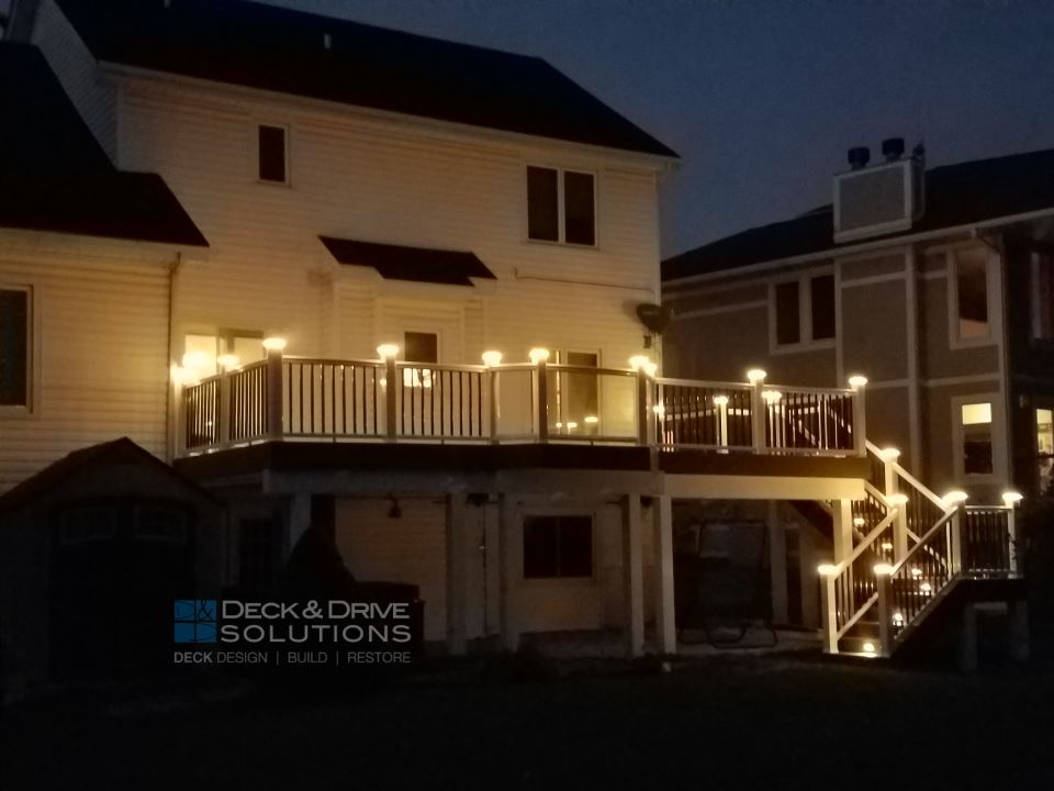 Lighting Options & Products | Des Moines Deck Builder - Deck and Drive Solutions azcodes.com