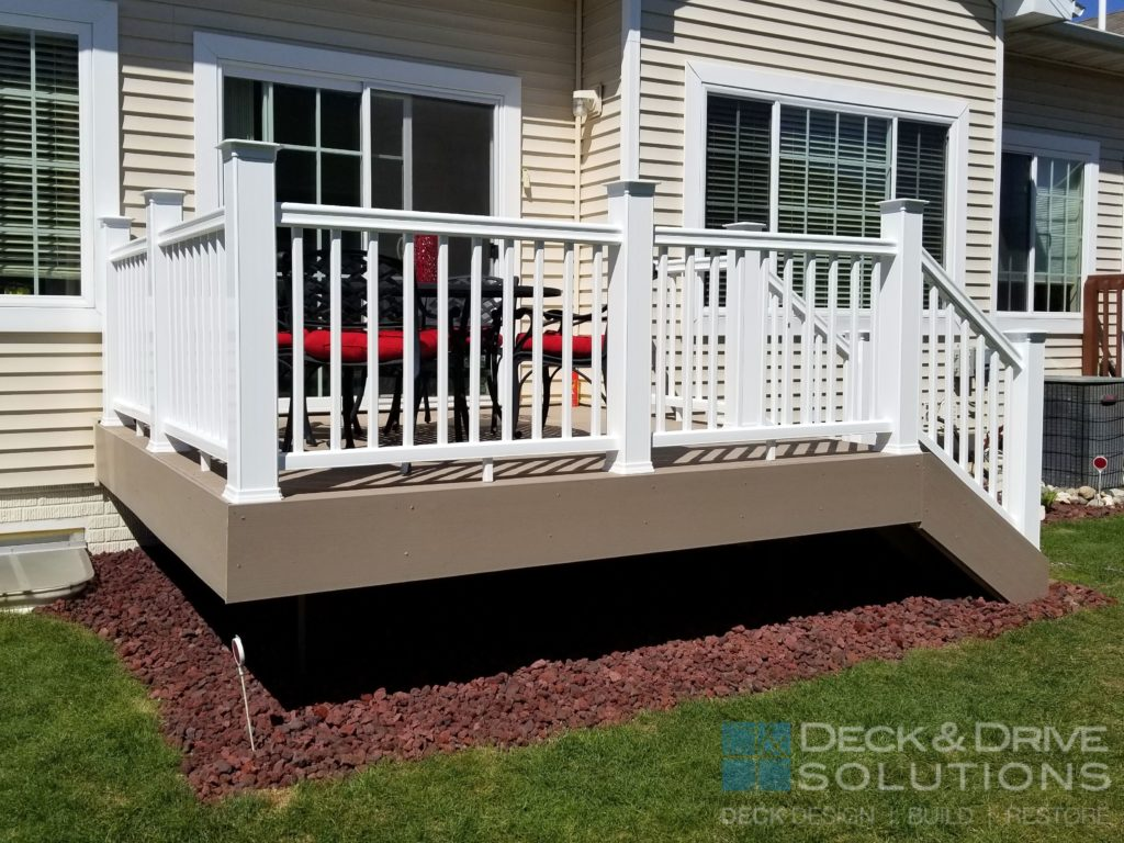How To Build A Deck Railing