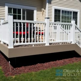 Timbertech Decking and Rail Resurface