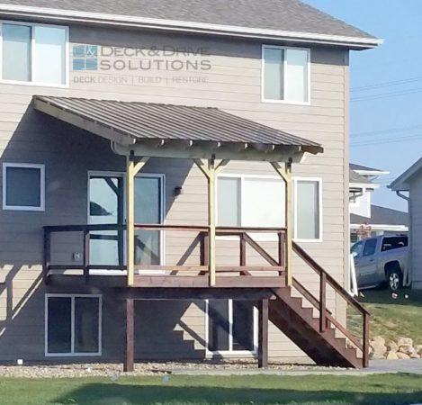 Balcony Railing Cover Ideas