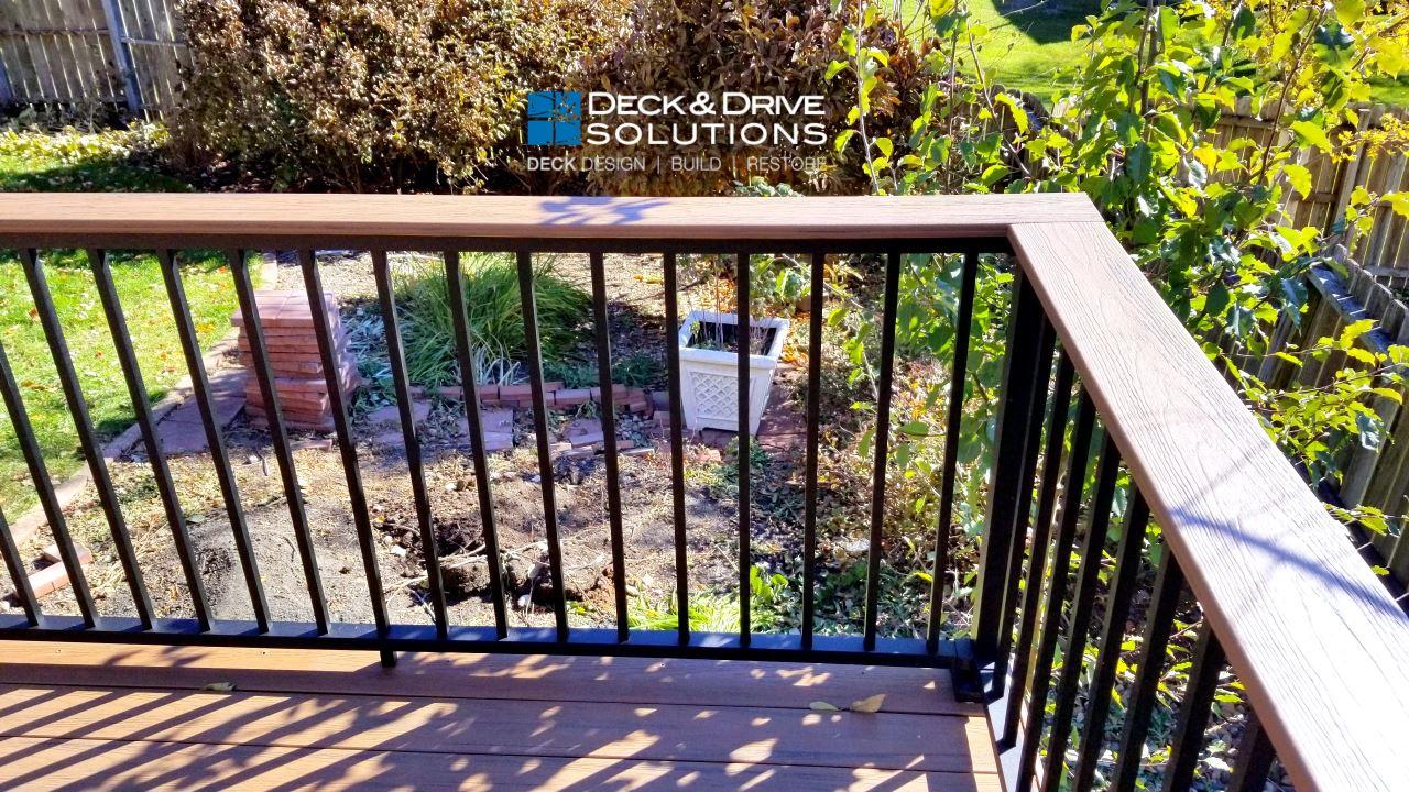 Timbertech Deck in a Day | Des Moines Deck Builder - Deck
