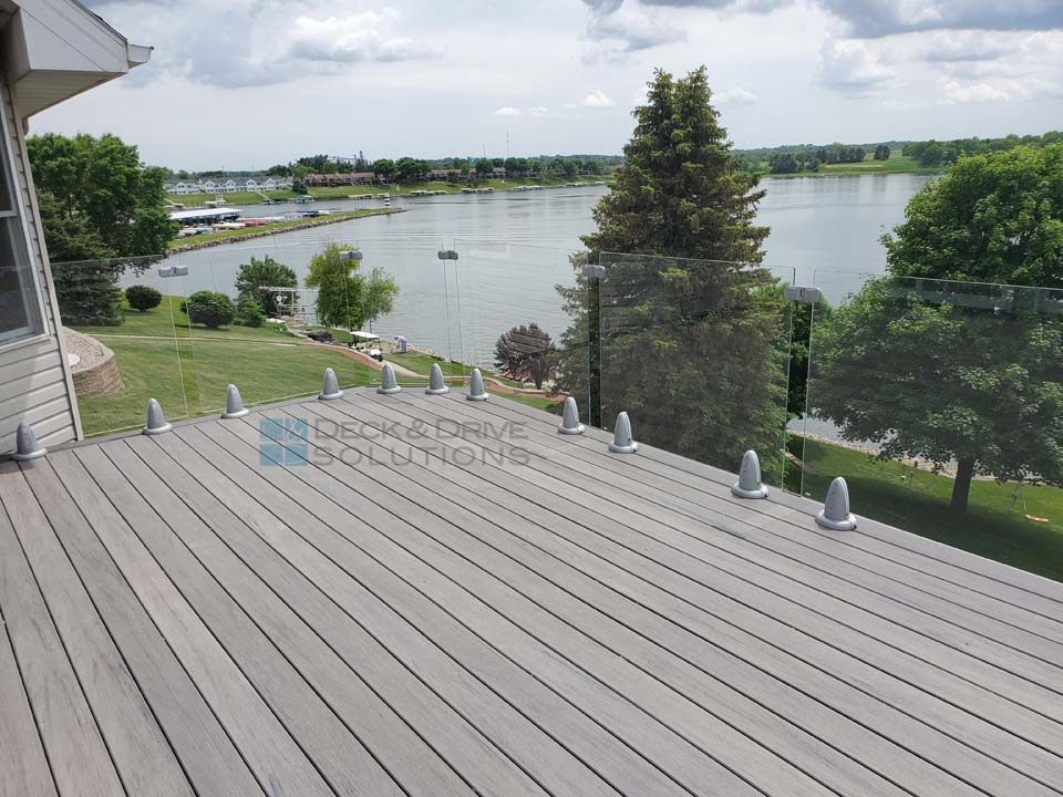 Materials Deck And Drive Solutions Iowa Deck Builder